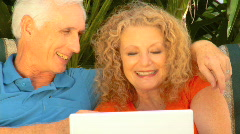 Retirement Lifestyle Stock Footage