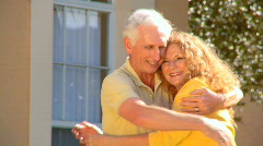 Retirement Lifestyle Stock Footage
