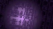 Purple motion background d2865M Stock Footage