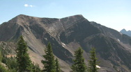 Stock Video Footage of The Wasatch Range CR