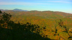 Great Smoky Mountains Stock Footage