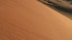 Shifting Sands, T/Lapse,  Namibia,  Stock Footage