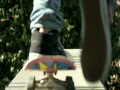 Teen Skater HD Footage