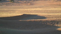 Sand Dunes, Namibia, Africa,  Stock Footage