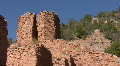 Ruins Of Colonial Spanish Church Footage