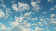 Cloud Drifts - stock footage