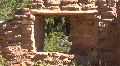 Ruins Of Colonial Spanish Church HD Footage