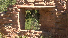 Ruins Of Colonial Spanish Church Arkistovideo