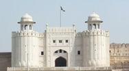 Stock Video Footage of Lahore Fort