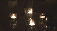 Candles01 Stock Footage