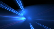 Blue motion background d2880Y Stock Footage
