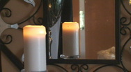 Stock Video Footage of Candles03