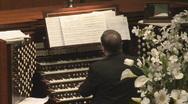 Organ01 Stock Footage