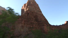 Utah Zion-driveby day Stock Footage