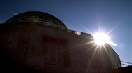 Stock Video Footage of Adler Planetarium Sunrise Chicago 480x270