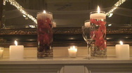Candles06 Stock Footage