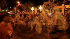 All Souls Procession - Tucson - 10 Stock Footage