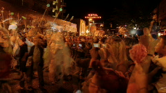 All Souls Procession - Tucson - 4 Stock Footage