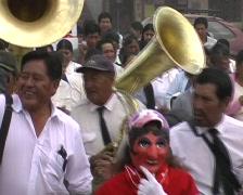 Inti Raymi festival,  Ecuador, part 1 Stock Footage
