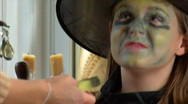 Stock Video Footage of Halloween Costume 384
