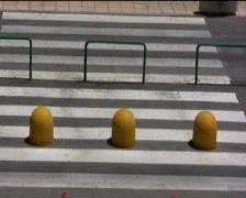 Stock Video Footage of crosswalks