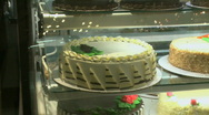 Stock Video Footage of An array of cakes (2 of 2)