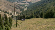 Stock Video Footage of Sun Valley Idaho Summer Chairlift Ride 7 23.98