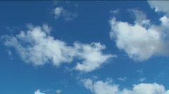 Cloud Sweeps Stock Footage