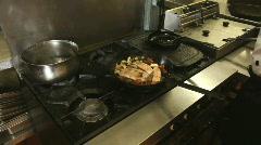 Hotel Kitchen HD Stock Footage