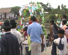 Inti Raymi festival,  Ecuador, part 3 Stock Footage
