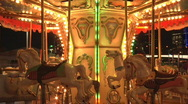 Carousel in Timelapse - Low Stock Footage