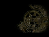 Stock Video Footage of clockwork action in motion