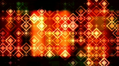 Scrolling Shapes Looping Background Stock Footage