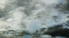 Sky time-lapse - stock footage