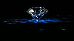 Diamond - stock footage