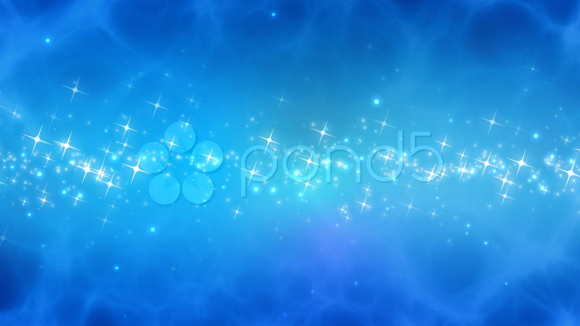 Fondos Estrellas Azul HD