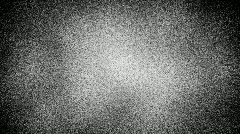 TV Snow Static - stock footage