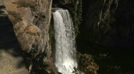 Stock Video Footage of Water Fall Part 1
