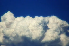 VJ Loop Time Lapse Cumulus Clouds SD 01 Stock Footage
