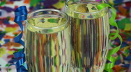 Pour Drink Toast Stock Footage