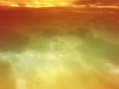VJ Loop Time Lapse Sunset Clouds SD 03 Stock Footage