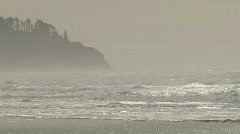Pacific Northwest Coast Stock Footage