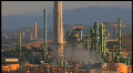 Oil Refinery 3 HD Footage