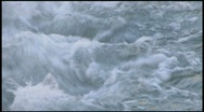 Rushing Water Stock Footage