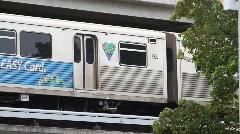 Miami-Dade Metrorail Stock Footage