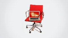 Job office PJ 30fps-LOW PRICE-limited time!! Stock Footage