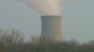 Nuclear Powered Electrical Energy  Stock Footage