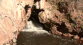 The Soda Dam In The Jemez Mountains Footage