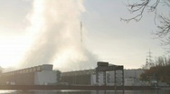Stock Video Footage of Nuclear power plant Neckarwestheim
