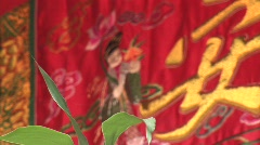Chinese Buddhist Temple Stock Footage